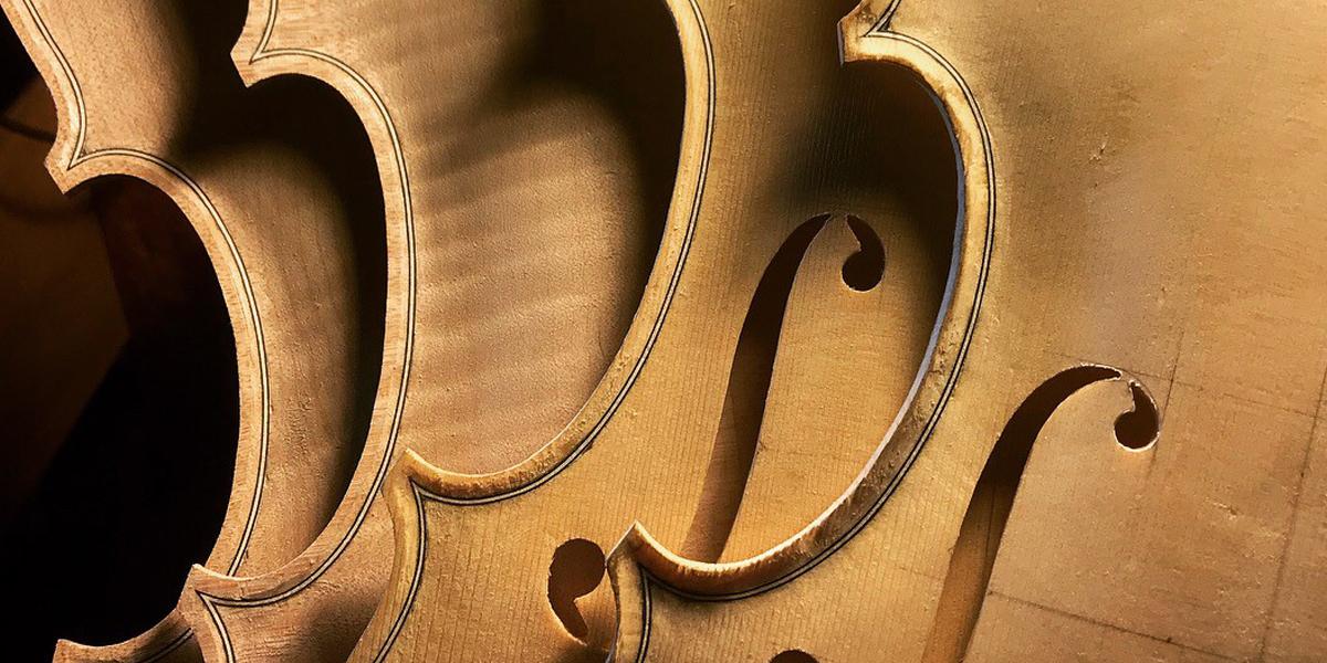 ヴァイオリン製作2